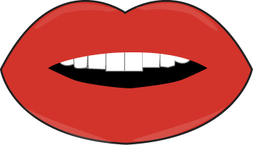 Ear clipart mouth. Body and anatomy clip