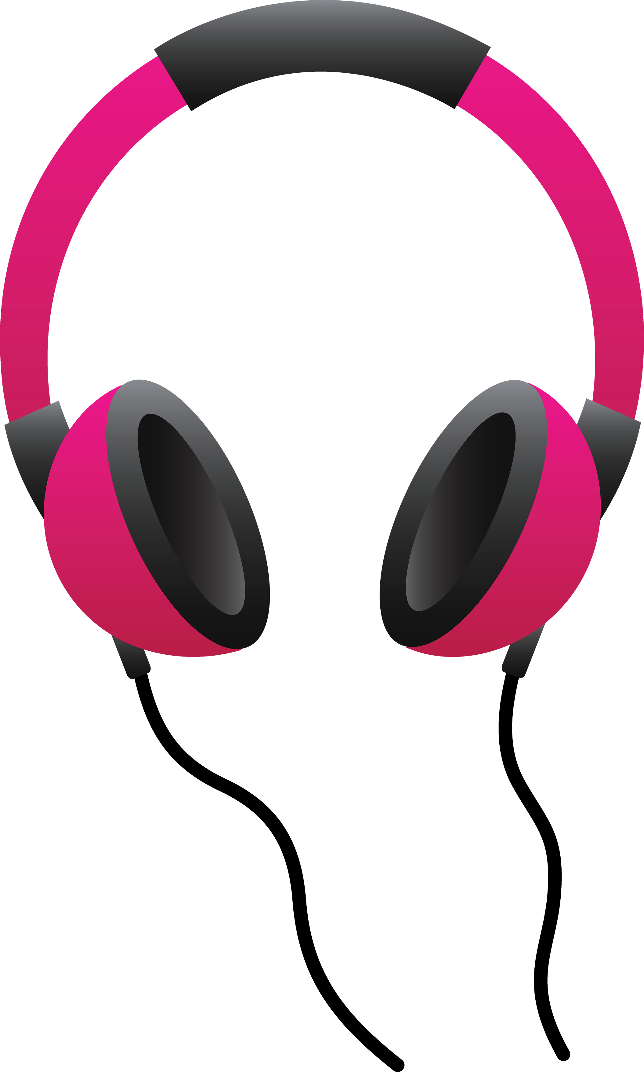 Earbuds clipart computer headphone. Headphones png images free