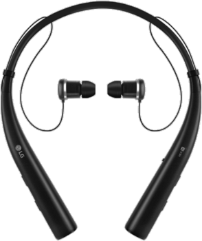 Earbuds vector headphone cable. Lg tone pro bluetooth