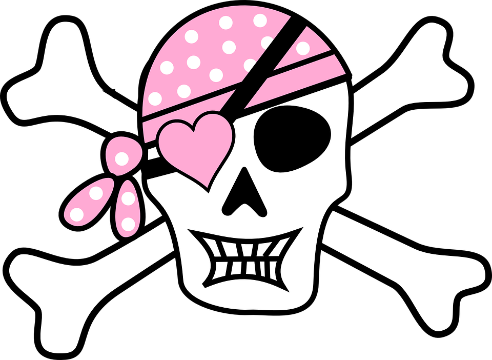 Earring vector pirate. Free png skull transparent