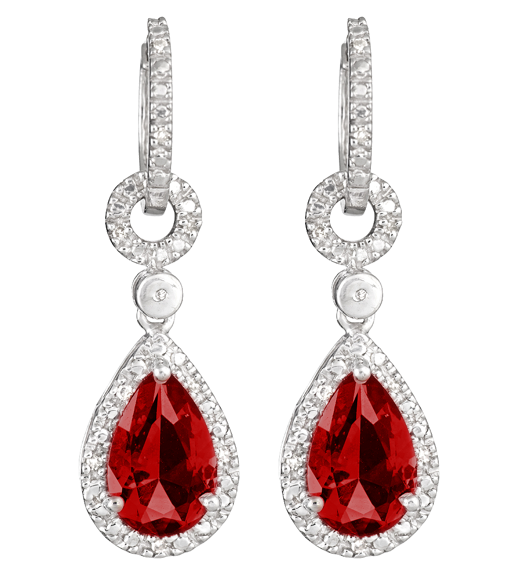 Earring vector transparent background. Collection of free earing