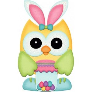 Ears clipart owl. Silhouette design store easter