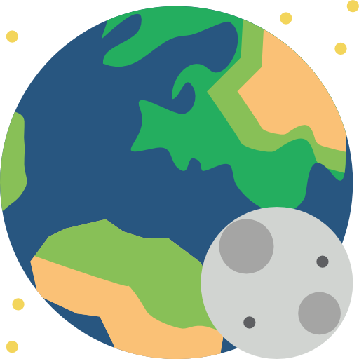 Planet svg cartoon. Earth free nature icons