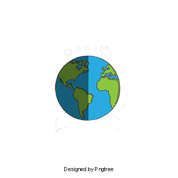 Earth cartoon png. Images vectors and psd