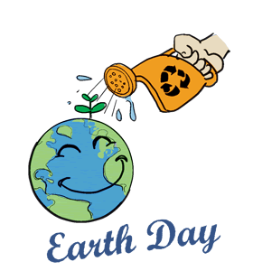 Earth clip fun. Day calendar history events