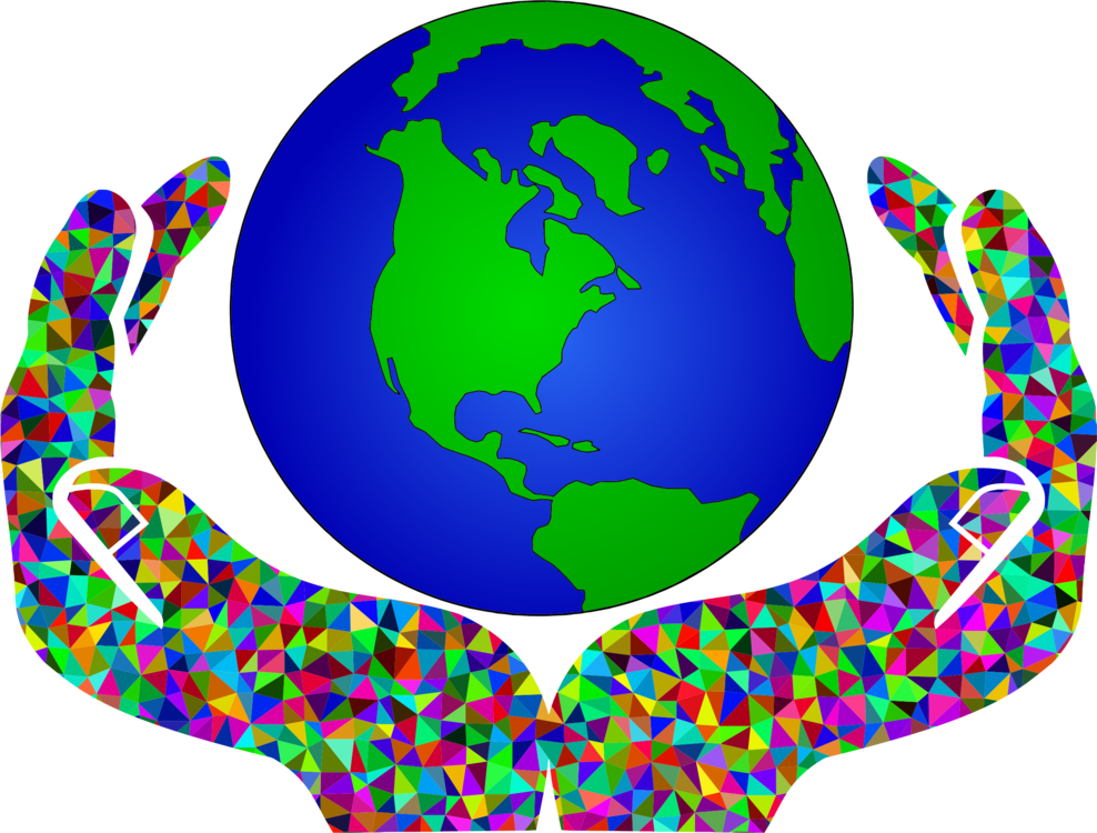 Earth clip global. World geography clipart warming