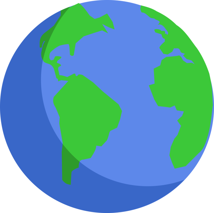 Earth clip map. Globe download free commercial