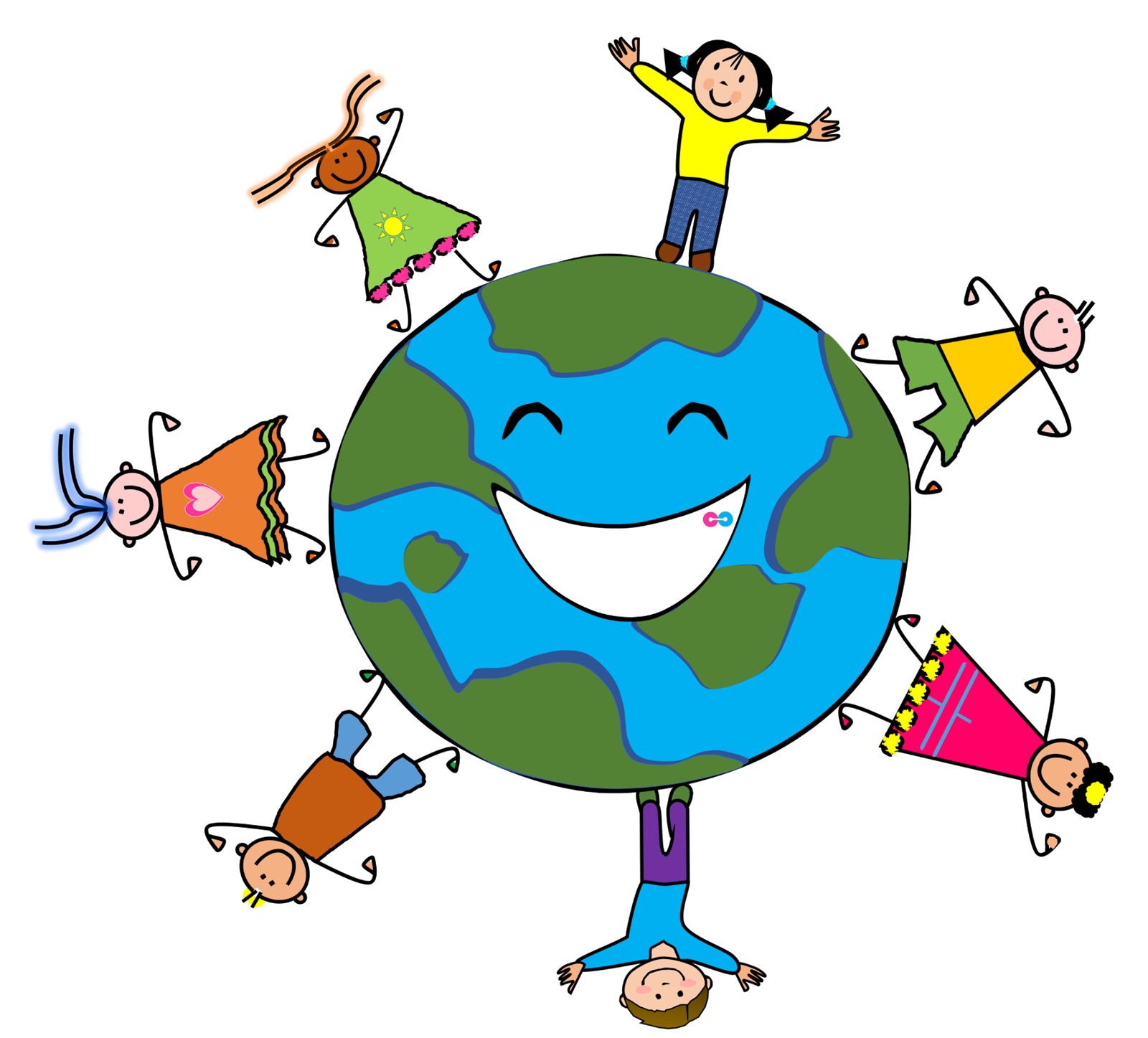 Earth clipart. For kids club free