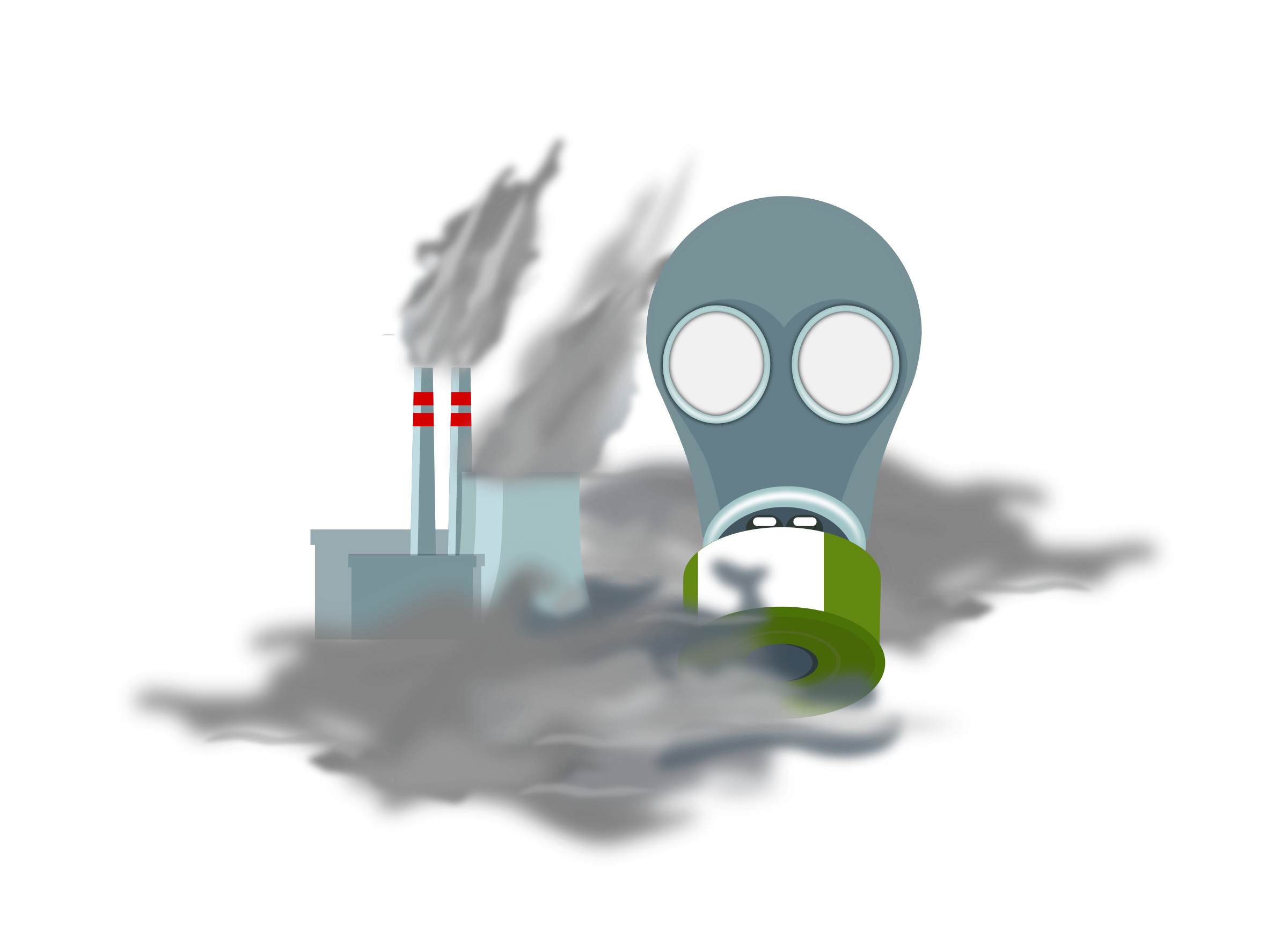 Earth clipart air pollution. Big image png