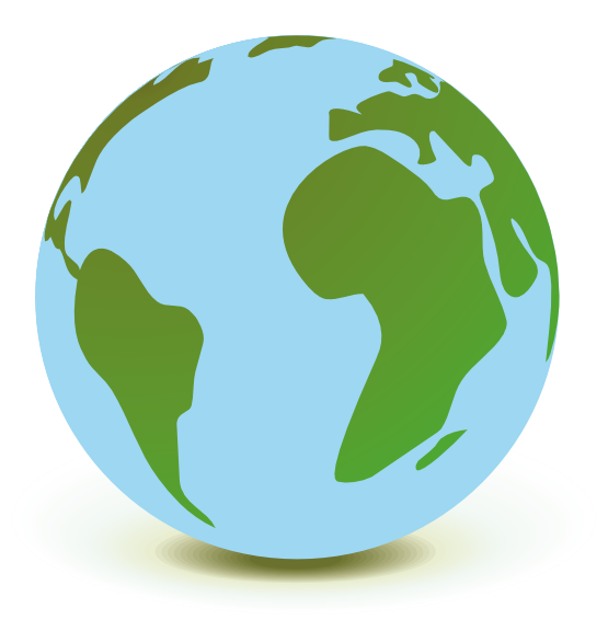 Earth clip cute. Free day clipart download