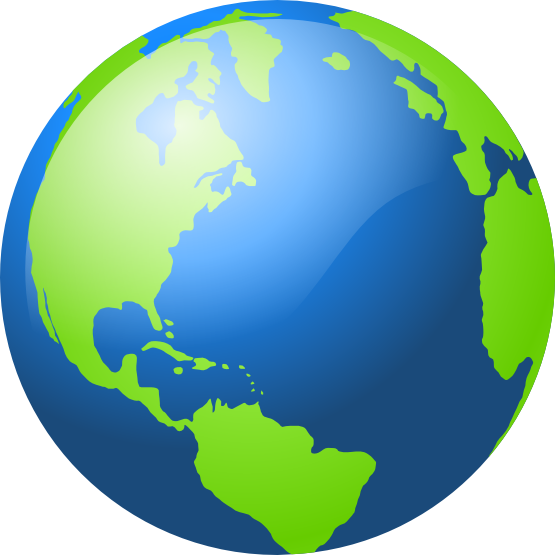 Earth clipart planet earth. Free clip art space