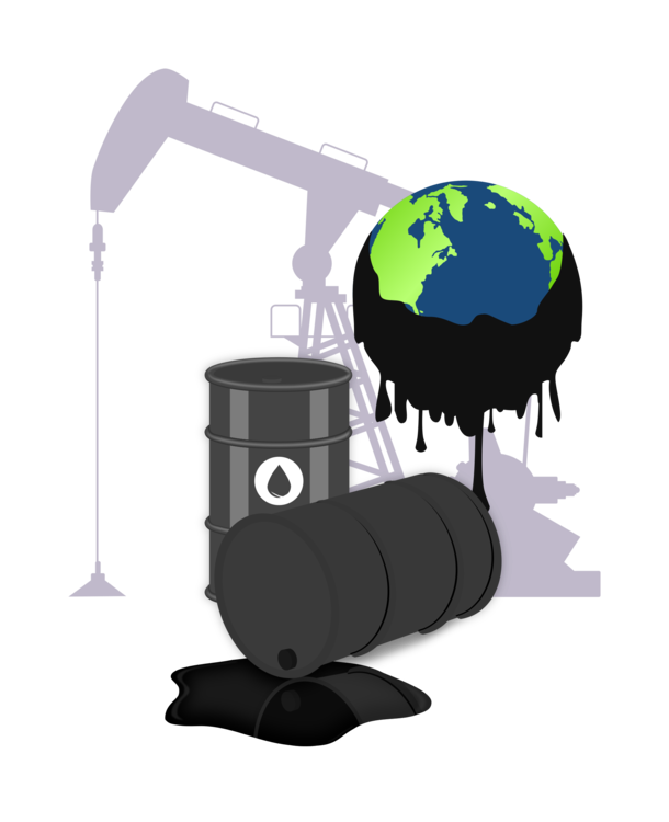 Earth clipart air pollution. Natural environment oil spill