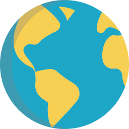 Planet icon png. Globe myiconfinder