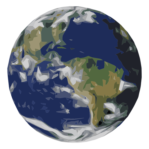 Earth planet png. Icon transparent svg vector