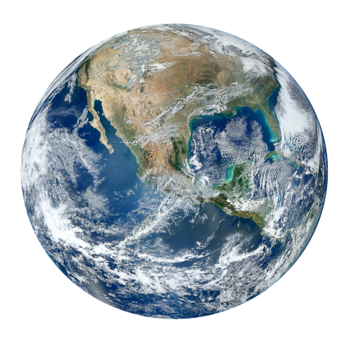 Earth transparent png. Globe world planet image