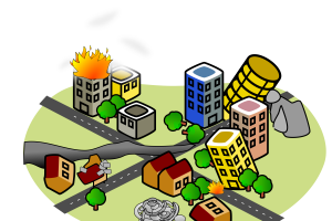 Earthquake clipart. Ears png image related