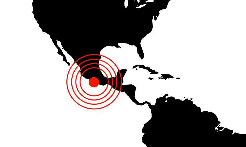 Earthquake clipart management. Sept mexican quake could