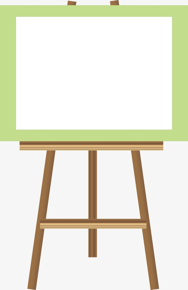 Png image and for. Easel clipart picture royalty free stock