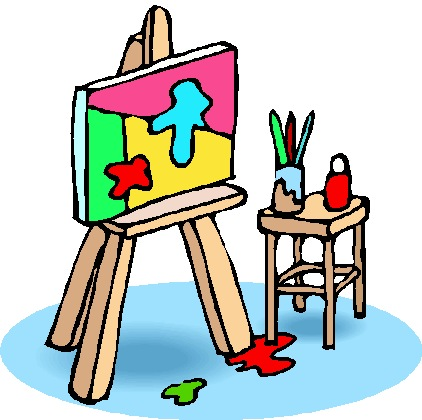 painting clipart painting supply