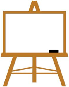 Free and things pinterest. Easel clipart homemade picture royalty free stock