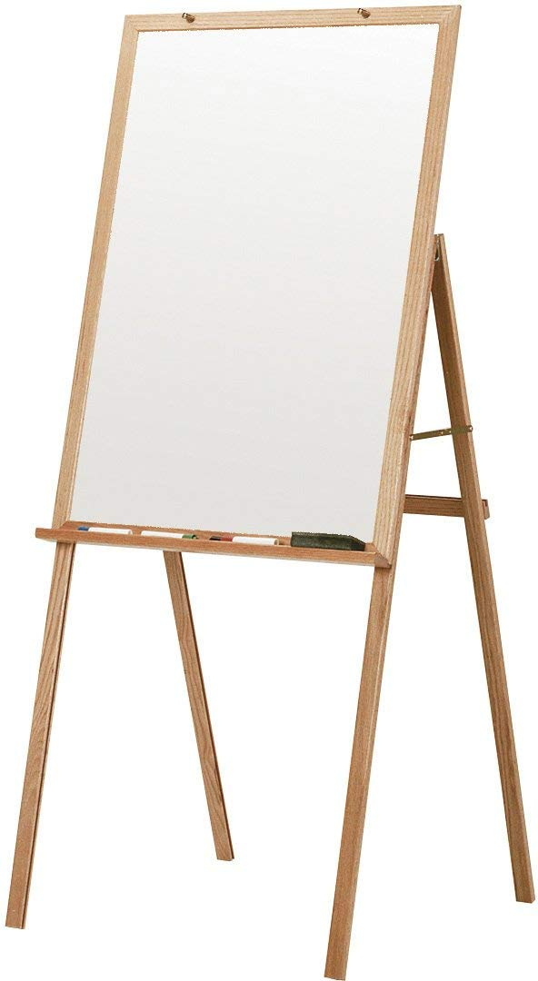 Easel clipart whiteboard easel. Amazon com best rite