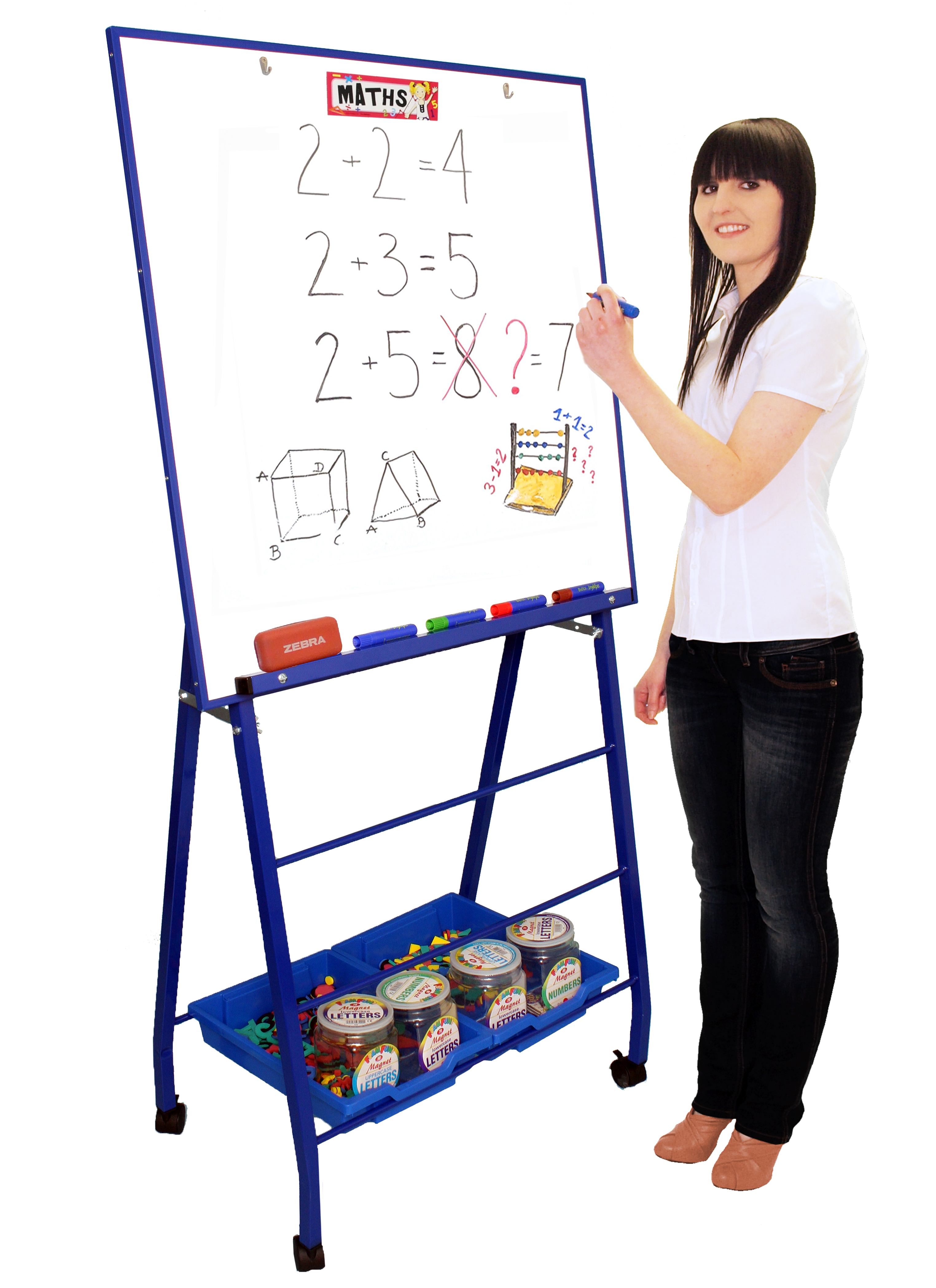 whiteboard clipart whiteboard easel