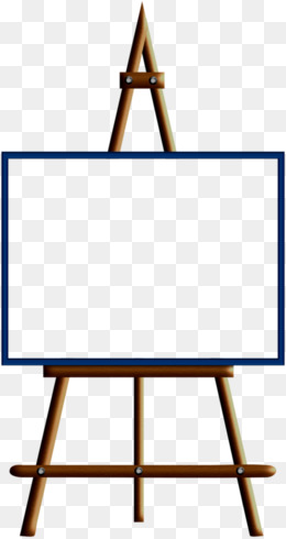 Easel clipart. Png images vectors and