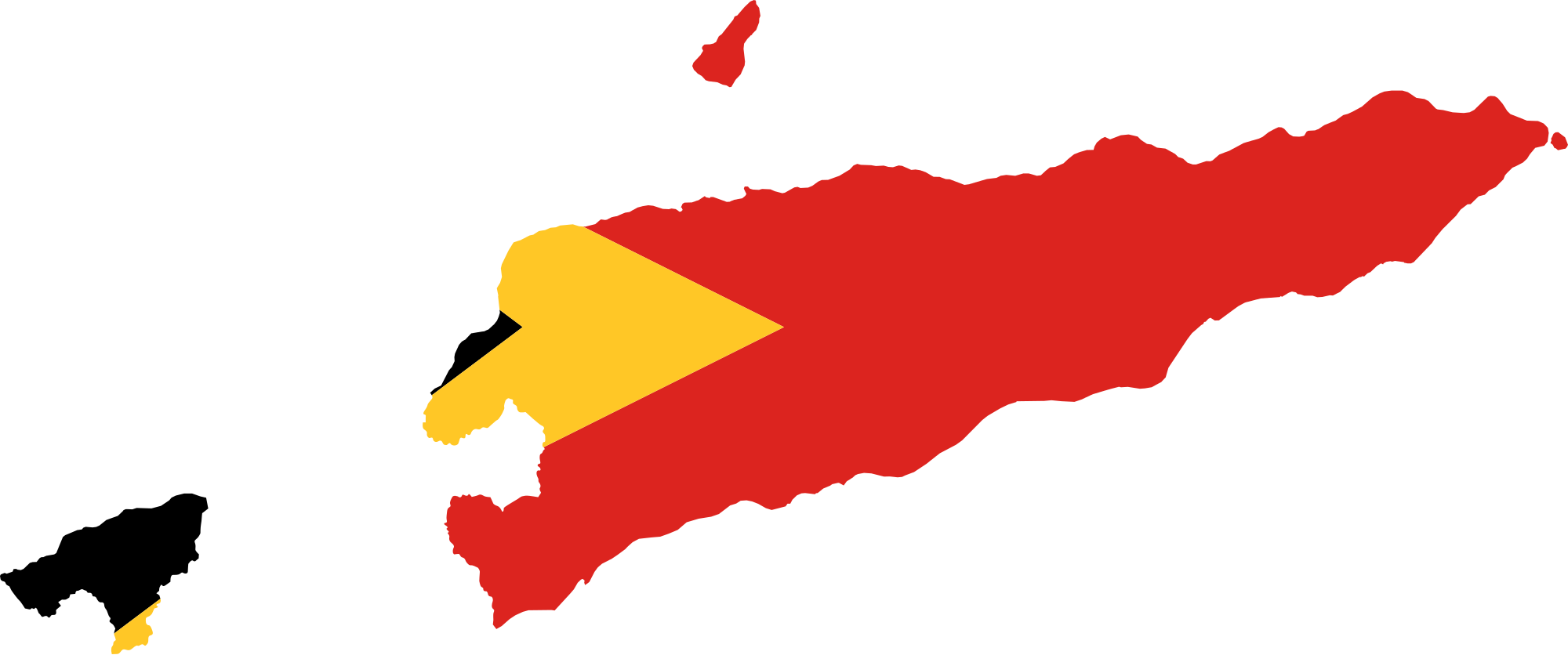 File flag map of. East Timor png library stock