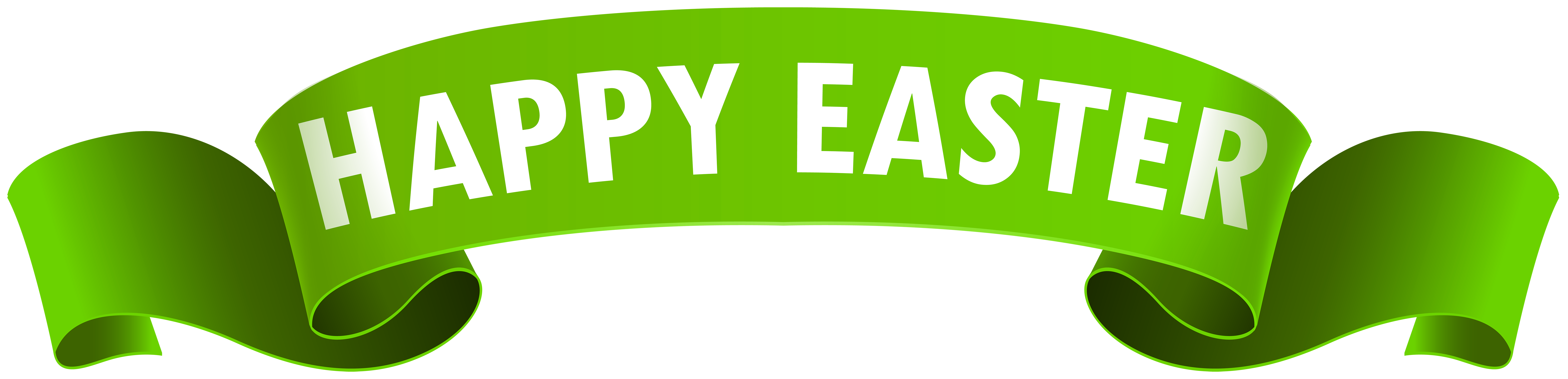 Happy easter png green. Banner image gallery yopriceville