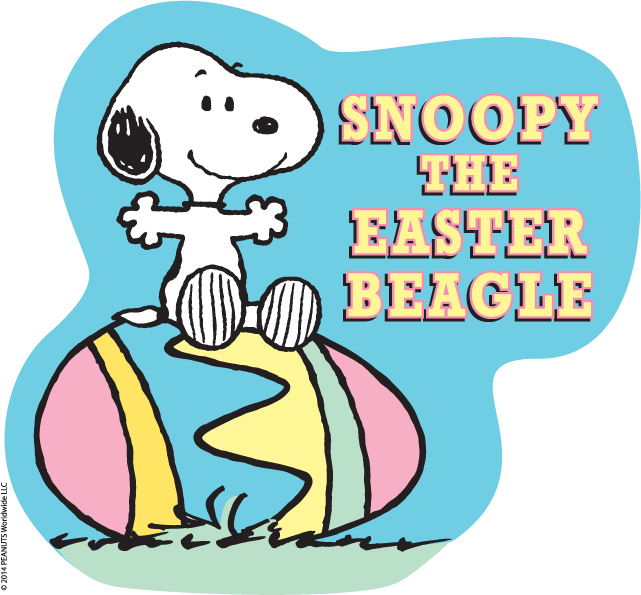 Easter beagle png