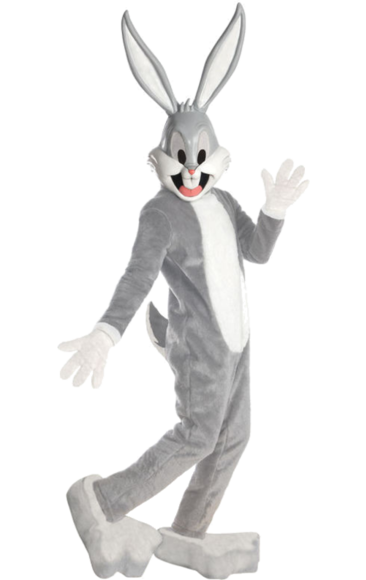 Easter bunny costume png. Adult official bugs pinterest