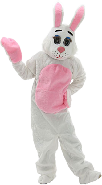 Easter bunny costume png. Psd official psds share