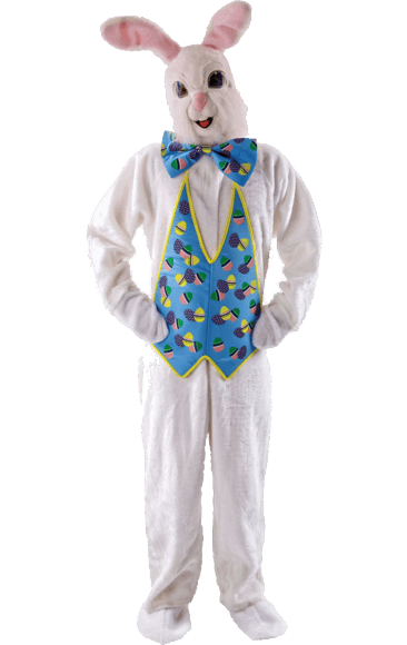 Easter bunny costume png. Adult pinterest