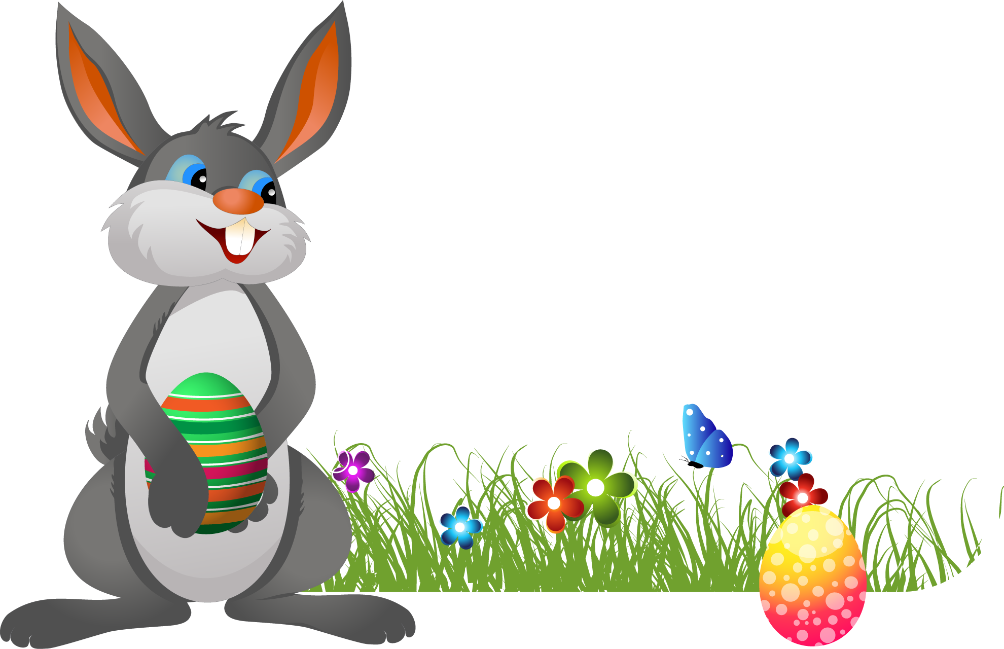 Easter bunny png. Pic mart