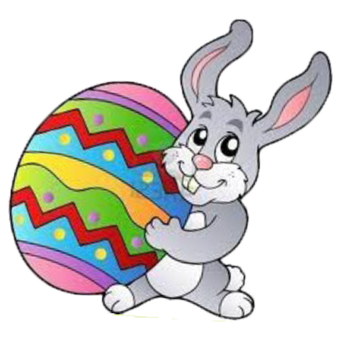Easter bunny transparent png. Images all