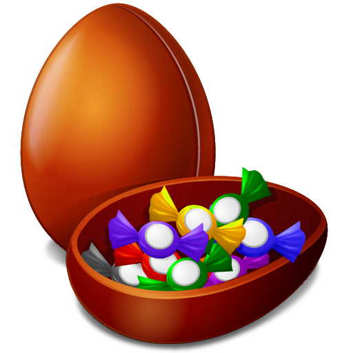 Easter candy png. Chokolater lin px icon