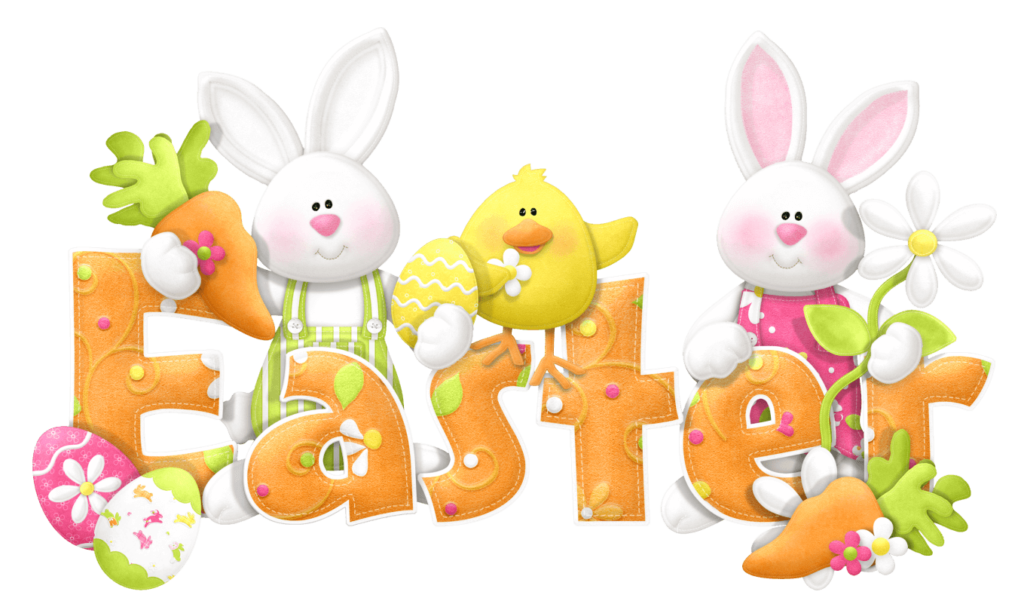 Happy easter clipart vintage. Images gif clip art