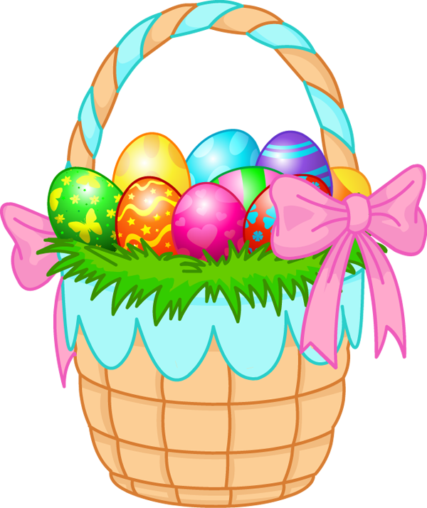 Easter clip food. Religious images clipart