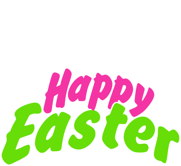 Happy easter clipart text. Clip art image gallery