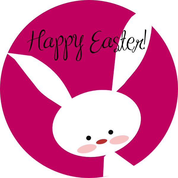 Happy easter clipart vintage. Free download clip art