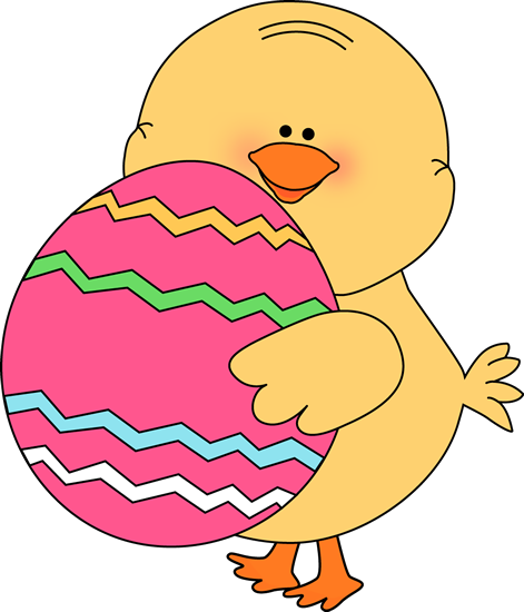 happy easter clipart cute