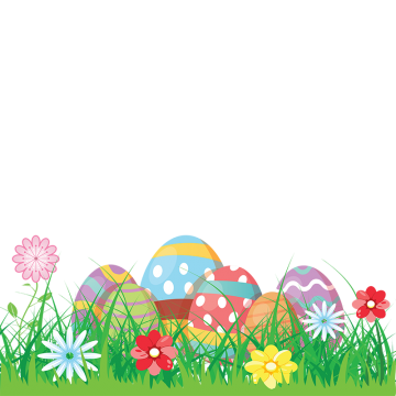 Easter clipart transparent background. Egg png images vectors