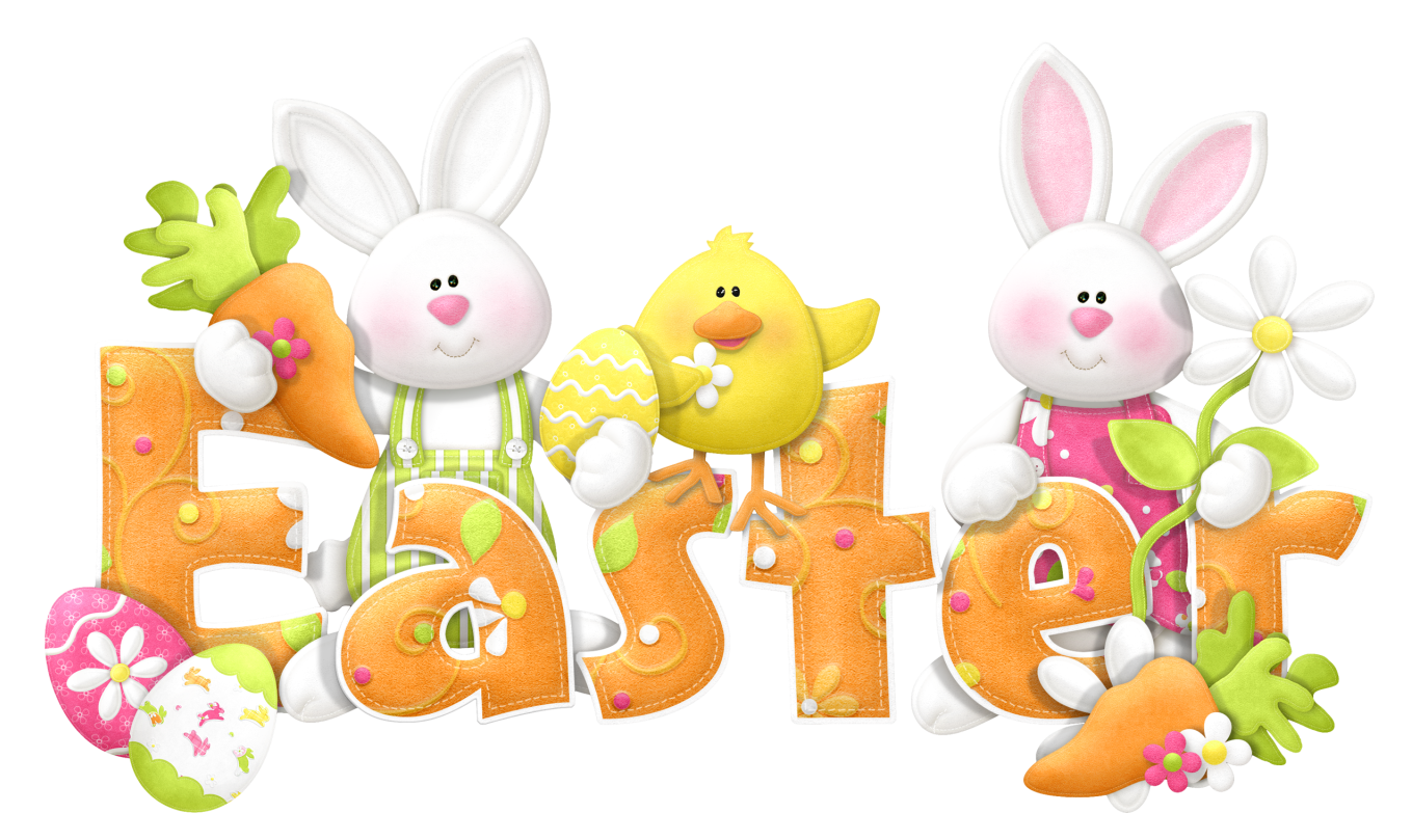 Images of decoration png. Easter clip rabbit picture black and white