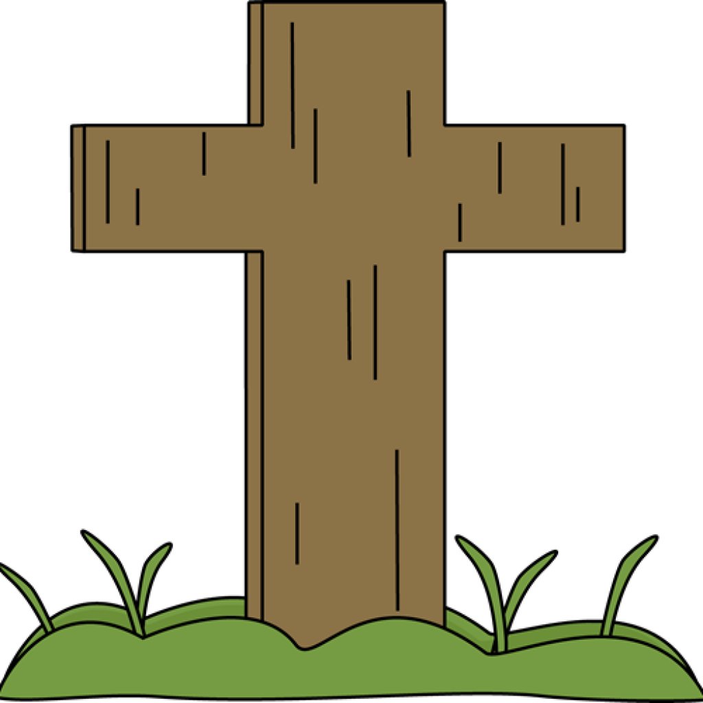 Cross clip easter. Grass clipart cat hatenylo