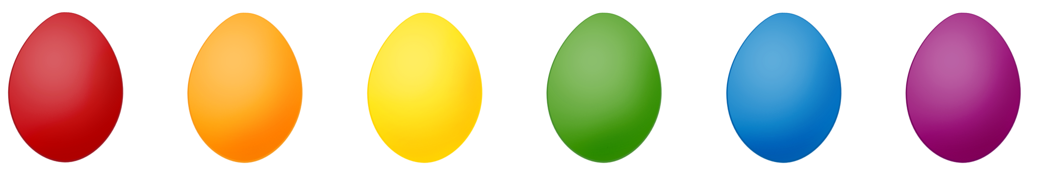Easter egg border png. Eggs clipart gallery yopriceville
