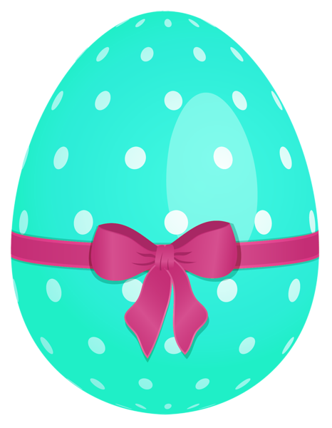 Easter egg designs png. Sky blue with green
