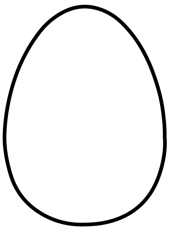 egg shape png