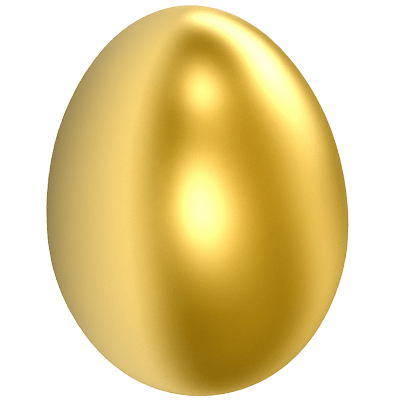 golden egg png
