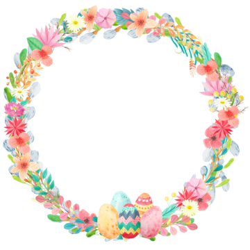 Easter images png. Vectors and psd files
