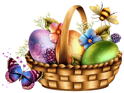 Easter png. Images of tube printables